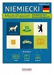 Niemiecki MultiPakiet - Trzecia edycja(poziom A1-B1) Książka+CD