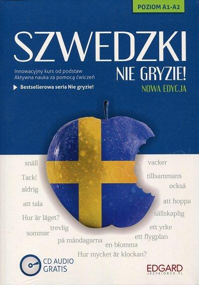 Szwedzki nie gryzie! Książka+CD