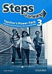 Steps Forward 3 (WIELOLETNI 2017) Teacher's Power Pack (CD&DVD)