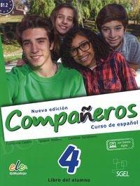 Companeros 4 (nueva edicion) podręcznik