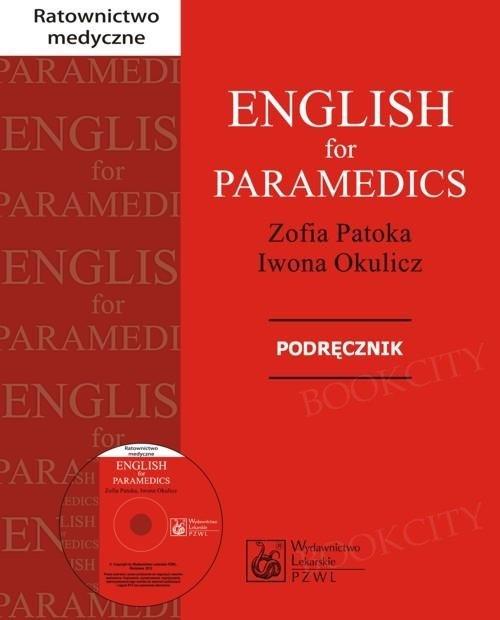 English for Paramedics Podręcznik + CD