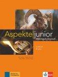 Aspekte Junior B2 Medienpaket (3 Audio-CDs Video-DVD)
