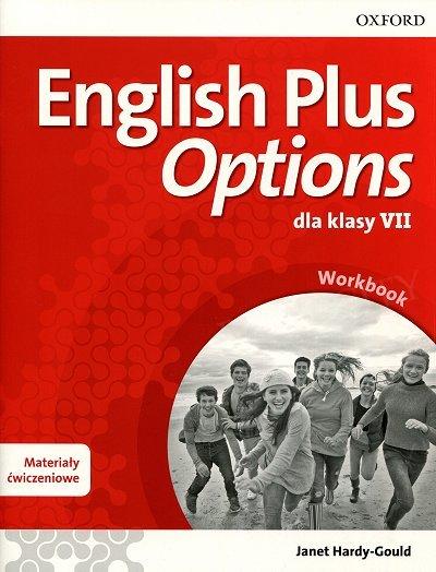 English Plus Options klasa 7 Materiały ćwiczeniowe z kodem dostępu do Online Practice