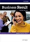 Business Result 2nd edition Starter książka nauczyciela