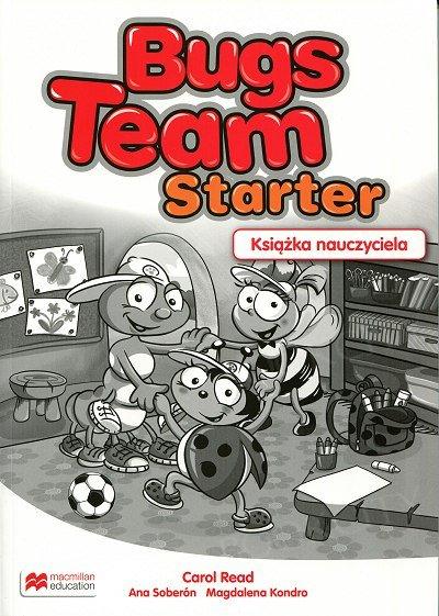 Bugs Team Starter Teacher's Book