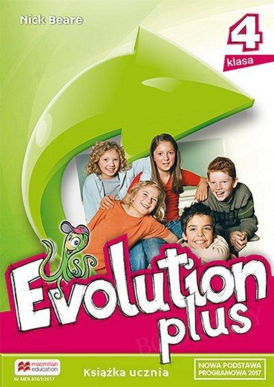 Evolution plus klasa 4 DVD