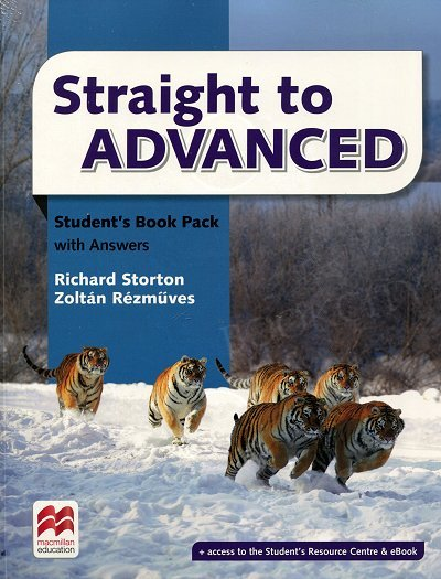Straight to Advanced Student's Book with Answers