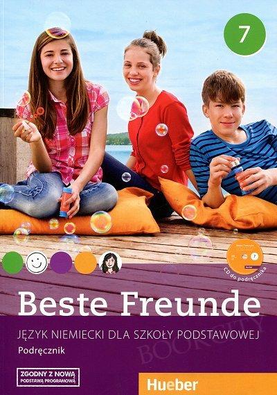 Beste Freunde klasa 7 (Reforma 2017) podręcznik