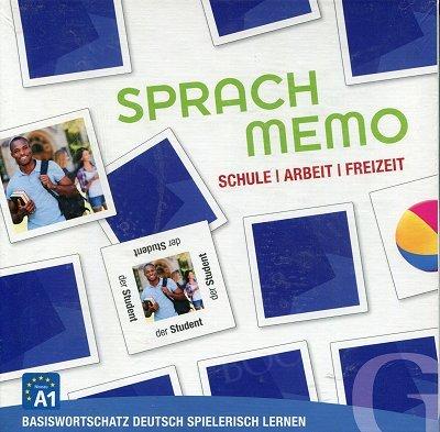 Sprachmemo Deutsch. Schule. Arbeit