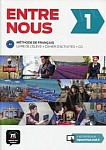 Entre nous 1 Podręcznik z ćwiczeniami + CD