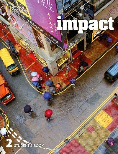Impact 2 B1 podręcznik