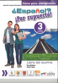 Español por supuesto 3 Podręcznik