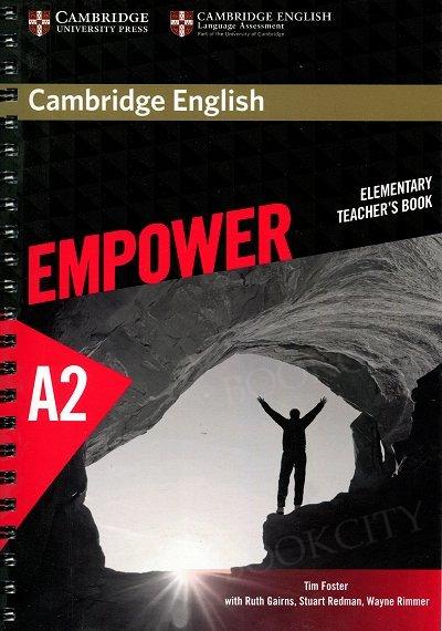 Empower Elementary książka nauczyciela