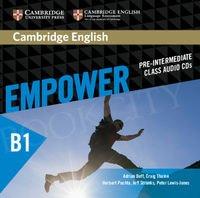 Empower Pre-intermediate Class Audio CD