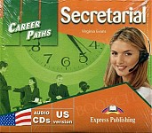 Secretarial Class Audio CDs (set of 2)