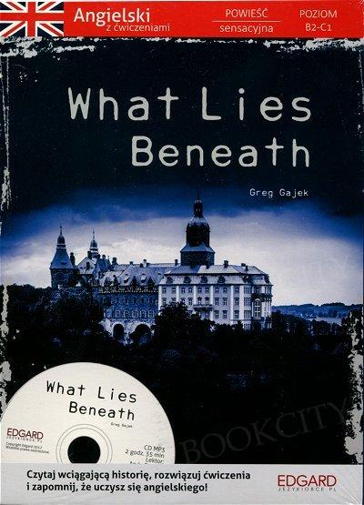 What Lies Beneath Książka + CD mp3