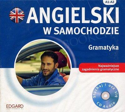 Angielski w samochodzie Gramatyka CD-Audio