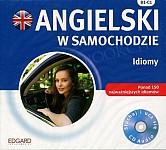Angielski w samochodzie Idiomy Audio CD