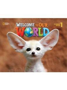 Welcome to Our World 1 ćwiczenia