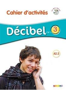 Decibel 3 Ćwiczenia+CD