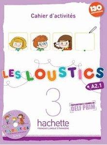 Les Loustics 3 Ćwiczenia +CD