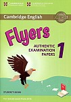 Cambridge English Flyers 1 (2017) podręcznik
