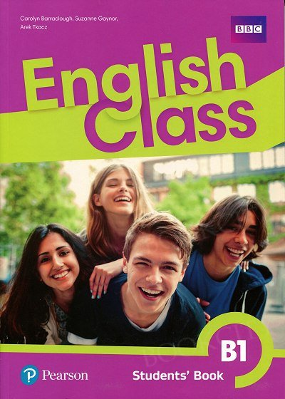 English Class B1 Podręcznik z kodem do eDesk