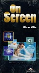 On Screen Advanced C1 Class Audio CDs (set of 5)
