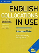English Collocations in Use – Intermediate