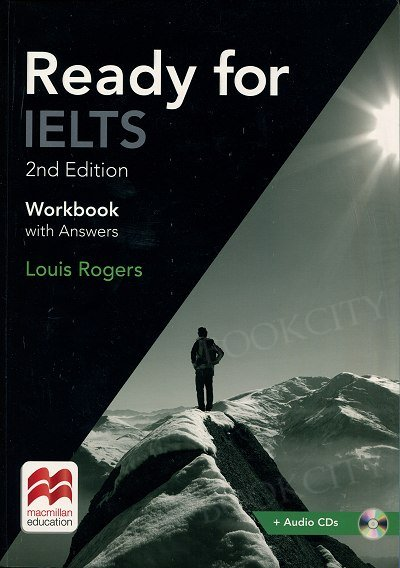 Ready for IELTS (2nd edition) Zeszyt ćwiczeń + Audio CD (z kluczem)