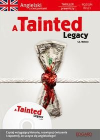 A Tainted Legacy Książka + CD mp3
