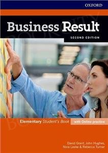 Business Result 2nd edition Elementary Student's Book with Online Practice