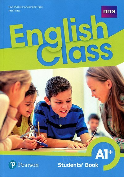 English Class A1+ Podręcznik z kodem do eDesk