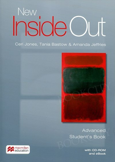 New Inside Out Advanced Student's Book and CD-ROM and eBook