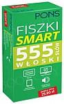 Fiszki Smart 555 słów Włoski