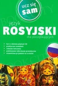 Język rosyjski dla początkujących z płytą CD