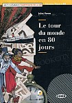 Le tour du monde en 80 jours Book + CD + App