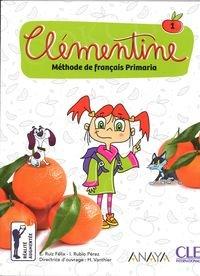 Clementine 1 Podręcznik + DVD