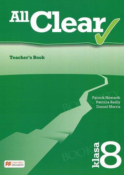 All Clear (klasa 8) Teacher's Book