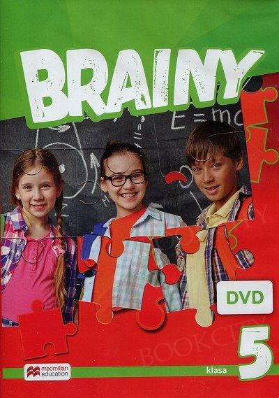 Brainy klasa 5 DVD