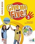 Give Me Five! 3 ćwiczenia