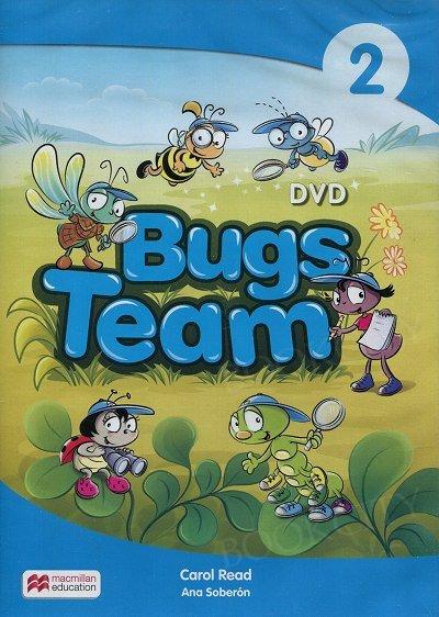 Bugs Team 2 DVD