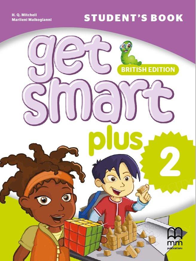 Get Smart Plus 2 podręcznik
