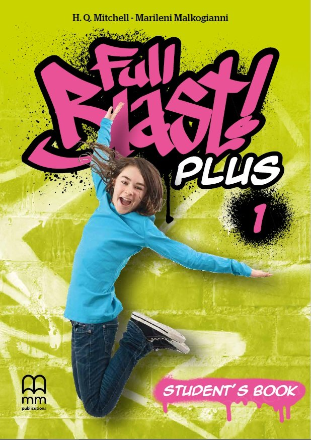 Full Blast Plus 1 podręcznik