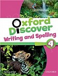 Oxford Discover 4 Writing and Spelling Book