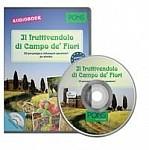 Il Fruttivendolo di Campo Książka + CD mp3