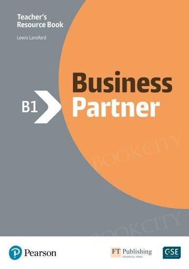 Business Partner B1 Teacher's Book with MyEnglishLab