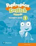 Poptropica English Islands 1 książka nauczyciela