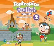 Poptropica English Islands 2 Class CD