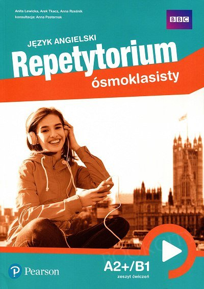 Repetytorium Ósmoklasisty Pearson ćwiczenia